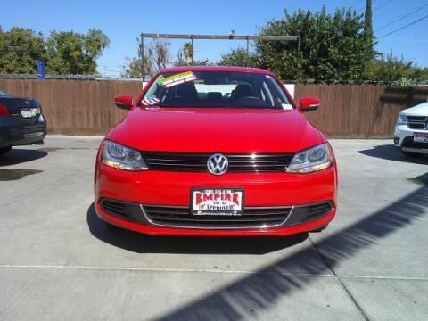 2013 Volkswagen Jetta for sale at Empire Auto Sales in Modesto CA