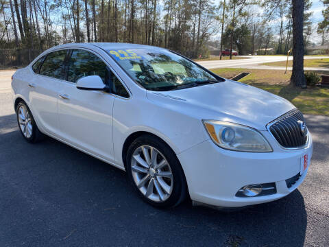 2012 Buick Verano for sale at B & M Car Co in Conroe TX