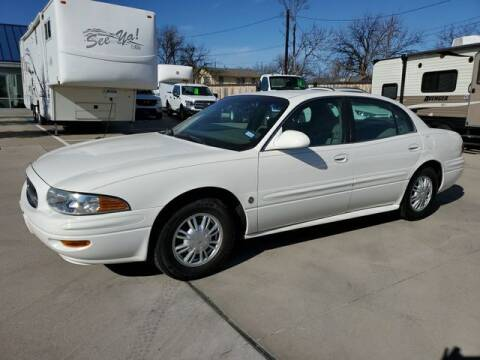 2003 Buick LeSabre for sale at Kell Auto Sales, Inc - Grace Street in Wichita Falls TX