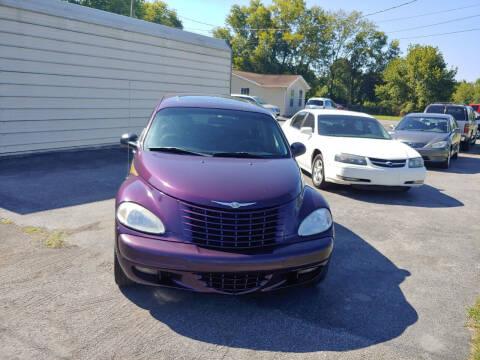2004 Chrysler PT Cruiser for sale at K & P Used Cars, Inc. in Philadelphia TN