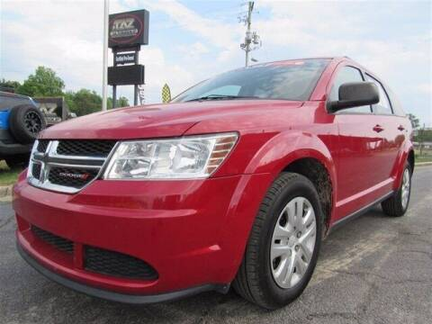 2017 Dodge Journey for sale at J T Auto Group in Sanford NC