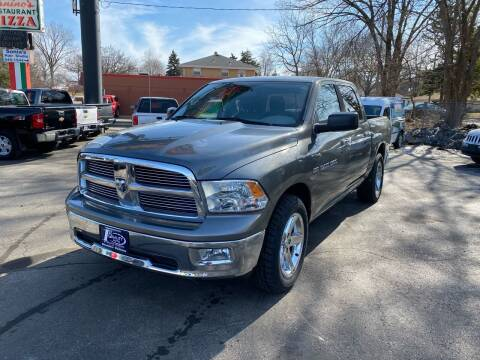 2011 RAM Ram Pickup 1500 for sale at 1st Quality Auto in Milwaukee WI