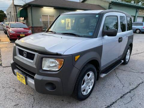 2003 Honda Element for sale at ASHLAND AUTO SALES in Columbia MO