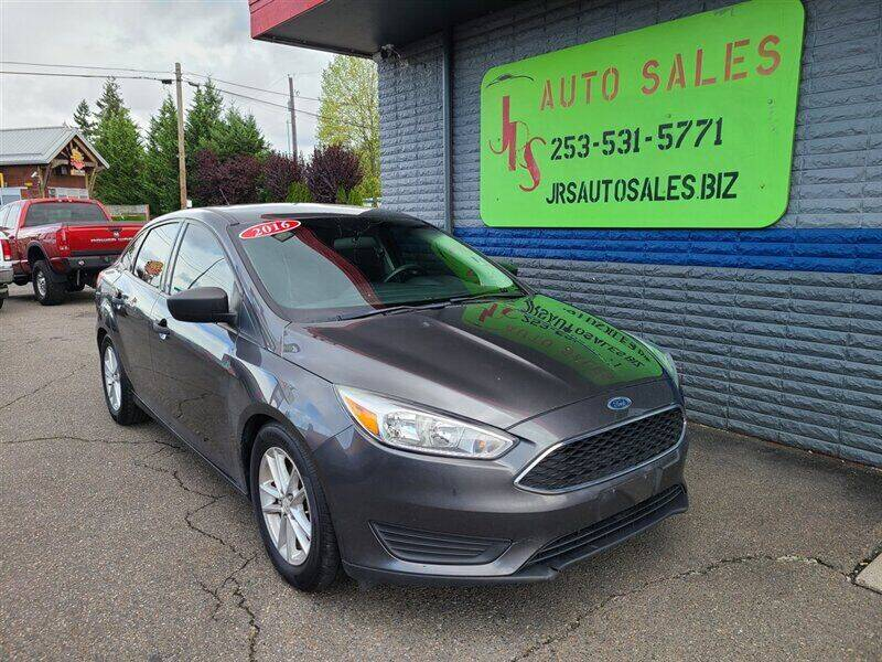 2016 Ford Focus for sale at Vehicle Simple @ JRS Auto Sales in Parkland WA