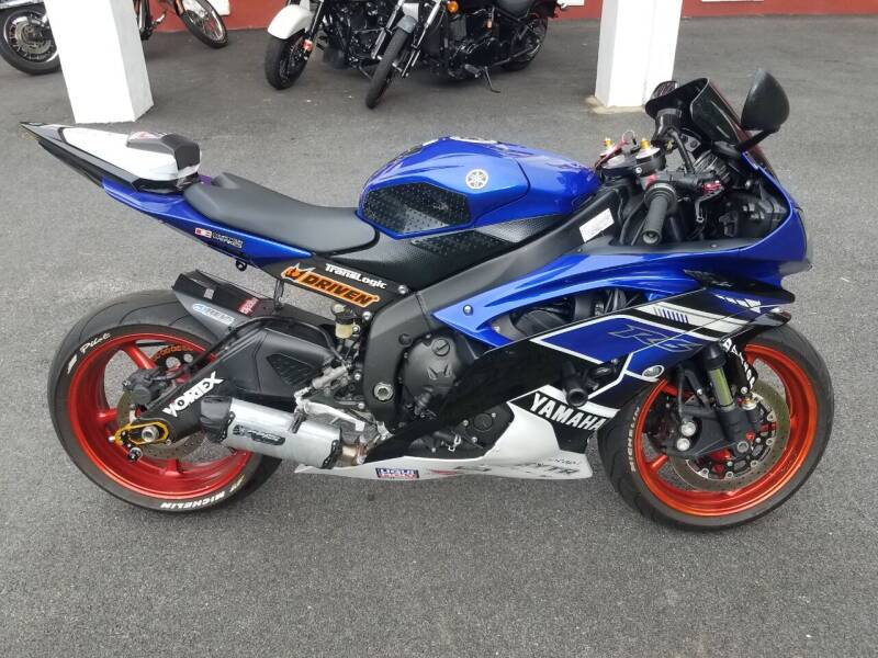 2012 Yamaha YZF-R6 for sale in Brewster, NY