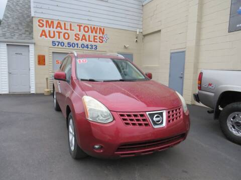 2010 Nissan Rogue for sale at Small Town Auto Sales in Hazleton PA