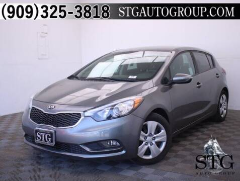 2016 Kia Forte5 for sale at STG Auto Group in Montclair CA