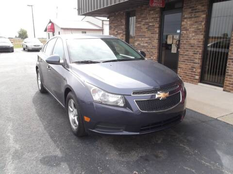 2014 Chevrolet Cruze for sale at Dietsch Sales & Svc Inc in Edgerton OH