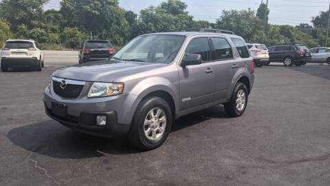2008 Mazda Tribute for sale at Worley Motors in Enola PA