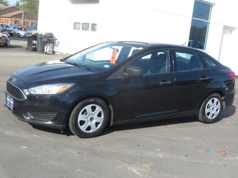2016 Ford Focus S 4dr Sedan - Concord NH
