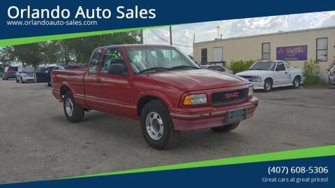 1995 GMC Sonoma for sale at Orlando Auto Sales Recycling in Orlando FL