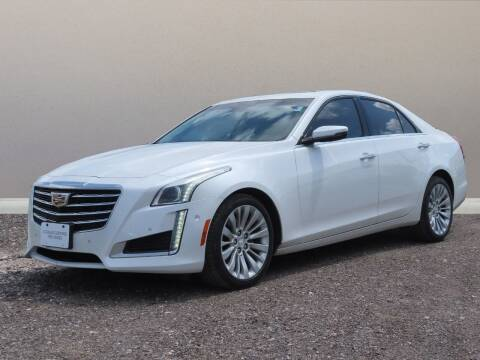 2017 Cadillac CTS for sale at Ron Carter  Clear Lake Used Cars in Houston TX