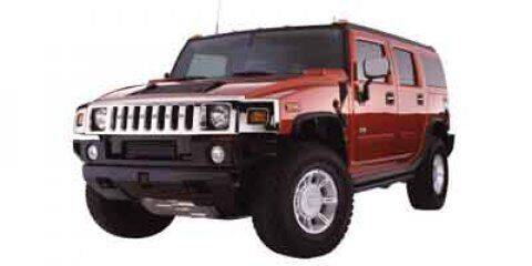 2003 HUMMER H2 for sale at QUALITY MOTORS in Salmon ID