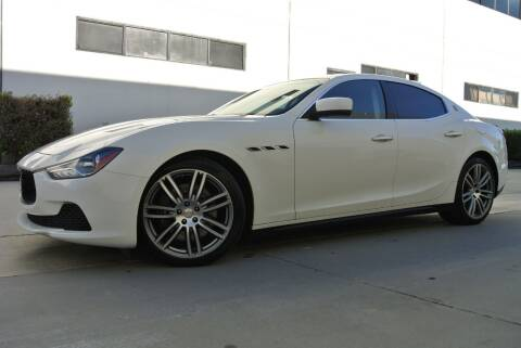 2015 Maserati Ghibli for sale at New City Auto - Retail Inventory in South El Monte CA
