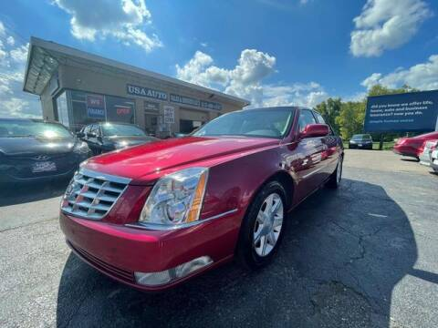 2006 Cadillac DTS for sale at USA Auto Sales & Services, LLC in Mason OH