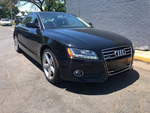 2009 Audi A5 for sale at City to City Auto Sales in Richmond VA
