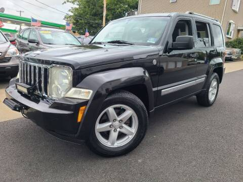 2008 Jeep Liberty for sale at Express Auto Mall in Totowa NJ