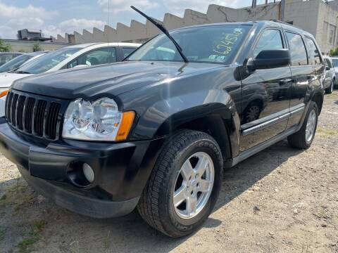 2007 Jeep Grand Cherokee for sale at Philadelphia Public Auto Auction in Philadelphia PA