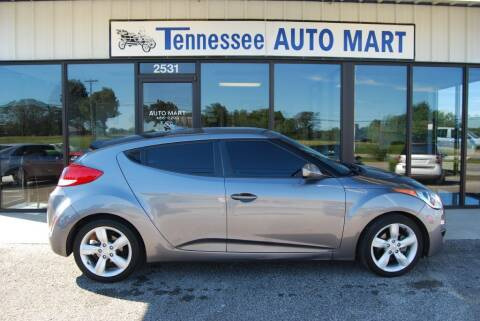 2015 Hyundai Veloster for sale at Tennessee Auto Mart Columbia in Columbia TN