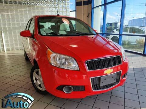 2010 Chevrolet Aveo for sale at iAuto in Cincinnati OH