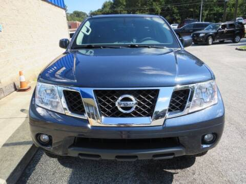 2019 Nissan Frontier for sale at Southern Auto Solutions - 1st Choice Autos in Marietta GA