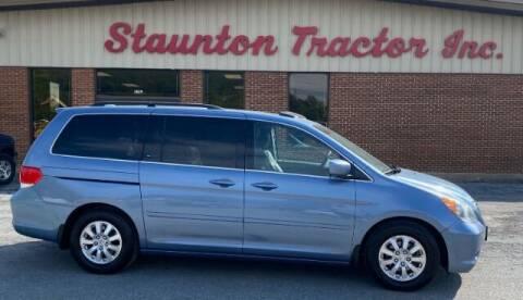 2009 Honda Odyssey for sale at STAUNTON TRACTOR INC in Staunton VA