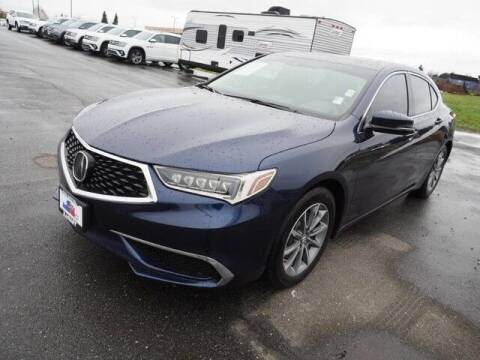 2018 Acura TLX for sale at Karmart in Burlington WA