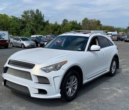 2011 Infiniti FX35 for sale at RIVER AUTO SALES CORP in Maywood IL