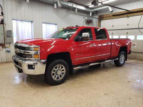 2015 Chevrolet Silverado 3500HD for sale at Sand's Auto Sales in Cambridge MN