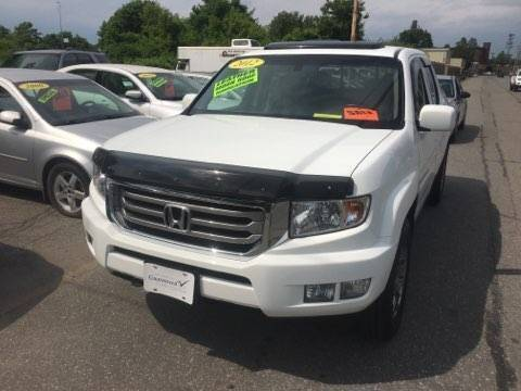 2012 Honda Ridgeline for sale at Howe's Auto Sales in Lowell MA