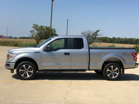 2020 Ford F-150 for sale at LANDMARK OF TAYLORVILLE in Taylorville IL