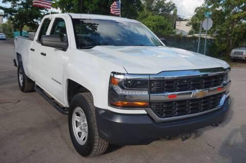 2016 Chevrolet Silverado 1500 for sale at SUPER DEAL MOTORS 441 in Hollywood FL