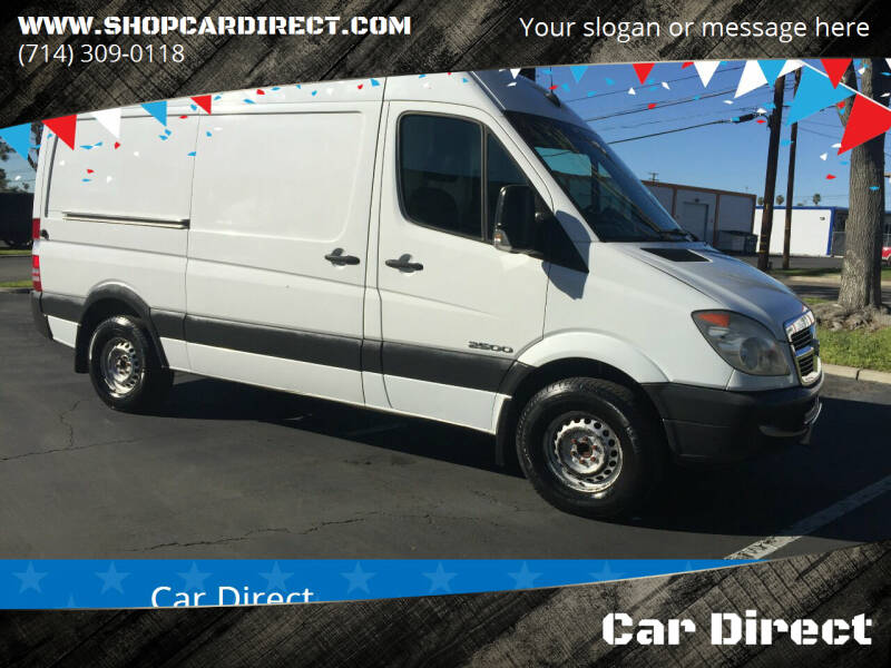 2007 Dodge Sprinter Cargo for sale at Car Direct in Orange CA