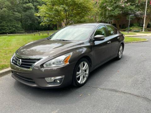2014 Nissan Altima for sale at Bowie Motor Co in Bowie MD