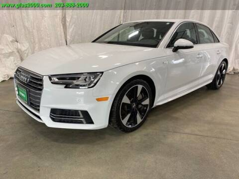 2017 Audi A4 for sale at Green Light Auto Sales LLC in Bethany CT