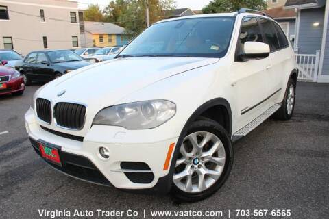 2012 BMW X5 for sale at Virginia Auto Trader, Co. in Arlington VA