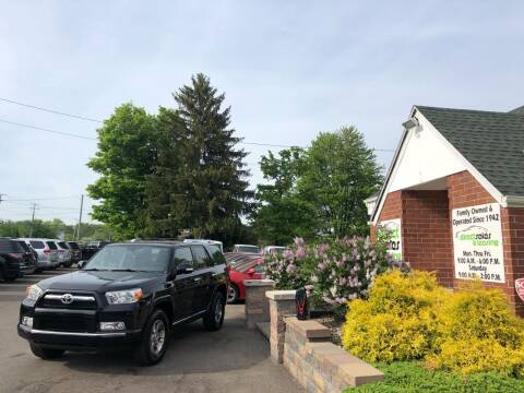 2012 Toyota 4Runner for sale at Direct Sales & Leasing in Youngstown OH
