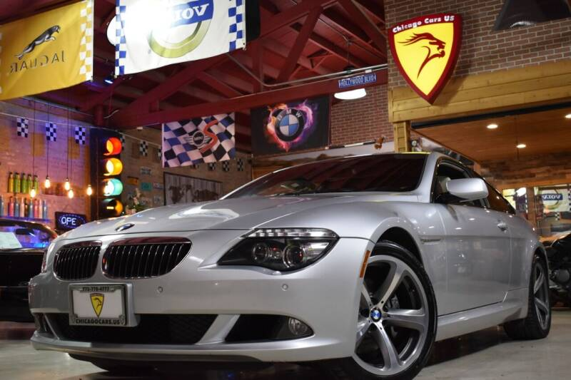 2009 BMW 6 Series for sale at Chicago Cars US in Summit IL