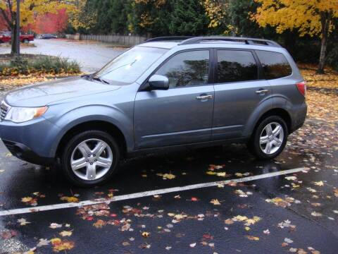 2010 Subaru Forester for sale at Western Auto Brokers in Lynnwood WA