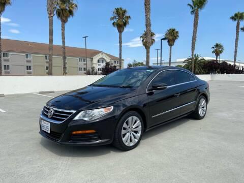 2012 Volkswagen CC for sale at OPTED MOTORS in Santa Clara CA
