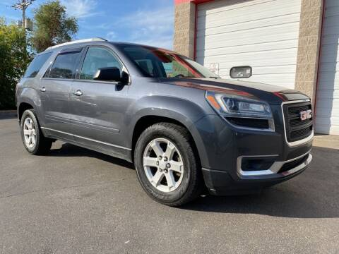 2014 GMC Acadia for sale at MIDWEST CAR SEARCH in Fridley MN