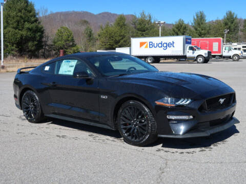 2021 Ford Mustang for sale at Ken Wilson Ford in Canton NC
