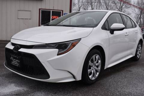 2020 Toyota Corolla for sale at Dealswithwheels in Inver Grove Heights MN