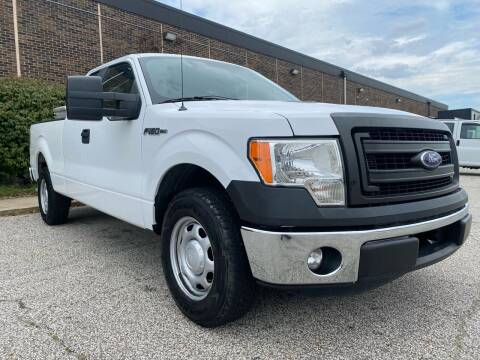 2014 Ford F-150 for sale at Classic Motor Group in Cleveland OH