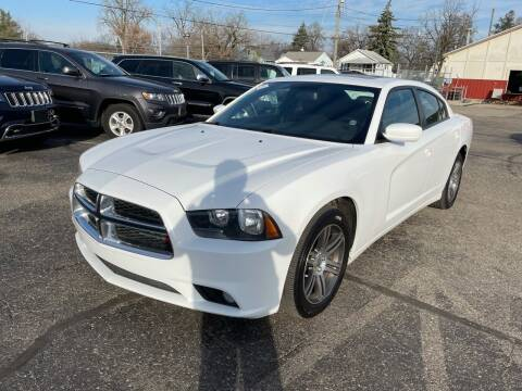 2013 Dodge Charger for sale at Dean's Auto Sales in Flint MI