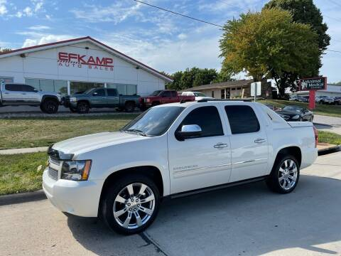 2012 Chevrolet Avalanche for sale at Efkamp Auto Sales LLC in Des Moines IA