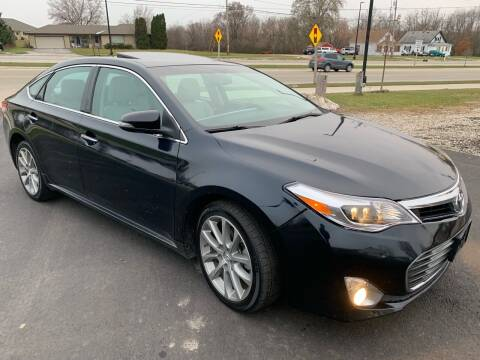 2015 Toyota Avalon for sale at Wyss Auto in Oak Creek WI