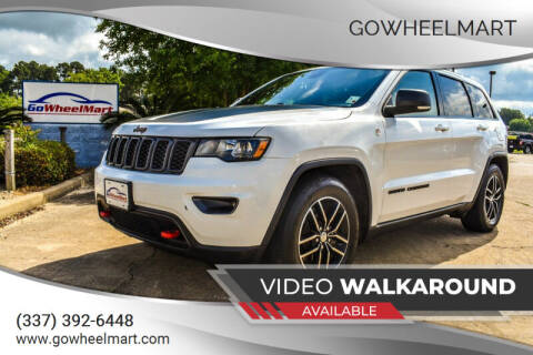 2018 Jeep Grand Cherokee for sale at GOWHEELMART in Available In LA