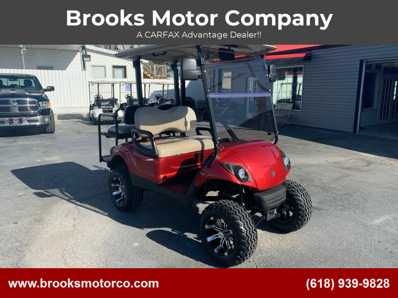 2011 Yamaha GOLF CART for sale at Brooks Motor Company in Columbia IL