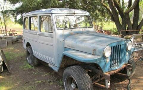 1950 Jeep Wagoneer for sale at Haggle Me Classics in Hobart IN